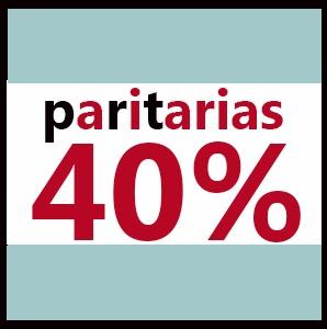 Ante la inflación fomentada por el gobierno, aumento del 40% en paritarias