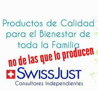 """Just Swiss y el gobierno de Macri """"mejoran la calidad de vida de tu familia"""""""