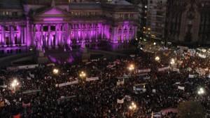 8M Plaza de Mayo