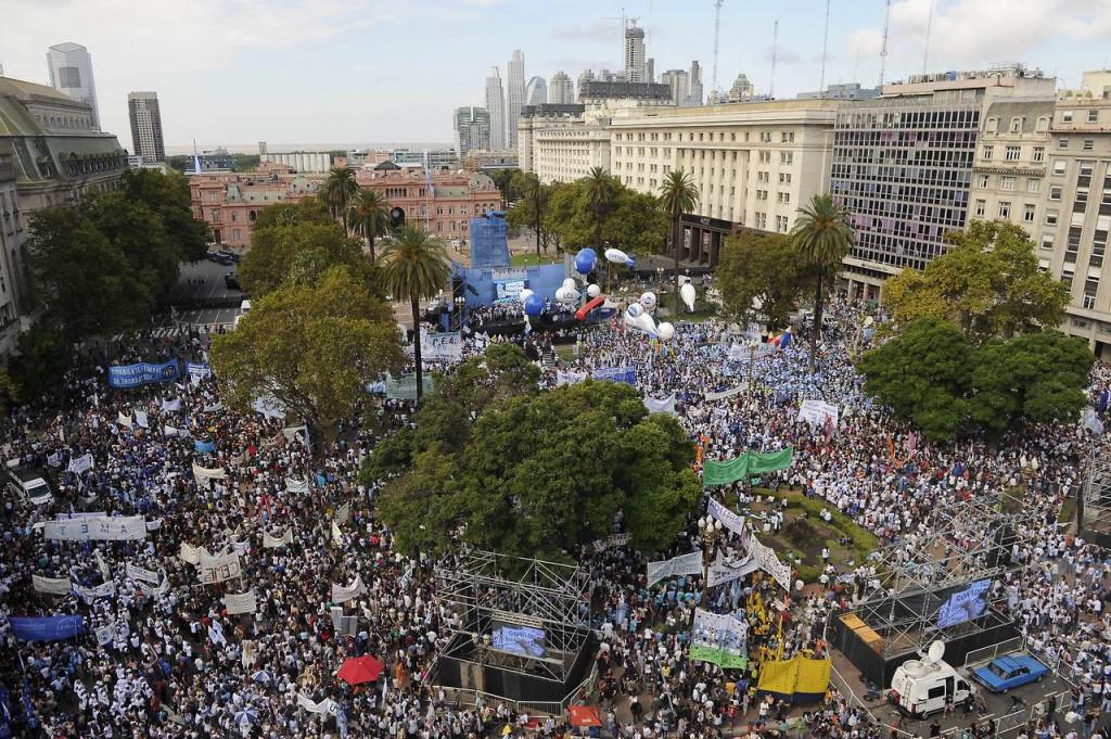El problema de la unidad y el proceso actual de la revolución