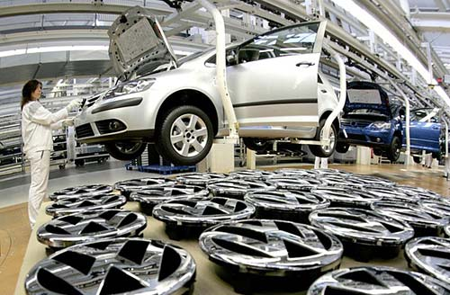 VW: el objetivo de las suspensiones es más productividad y atacar la organización independiente de los trabajadores