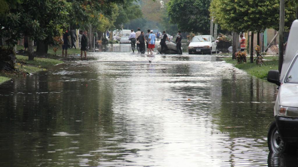 Inundaciones: el Estado al servicio de los monopolios