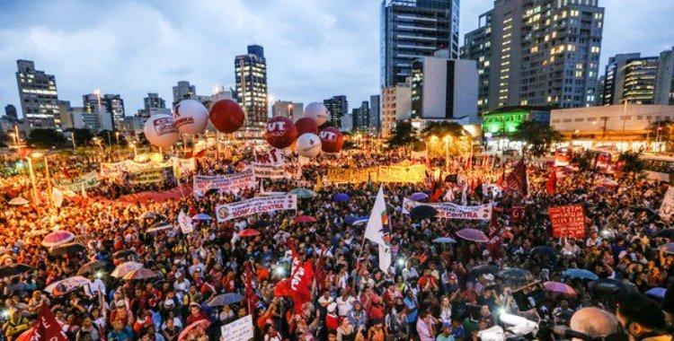 Lucha de clases y la ingobernabilidad en Brasil