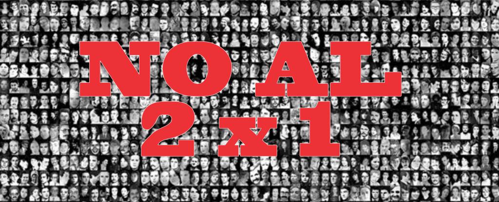 2×1: más allá de oportunismos electoralistas y especulaciones politiqueras