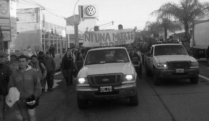 """Trabajadores de Sameep: """"Estamos construyendo nuestra dignidad"""""""