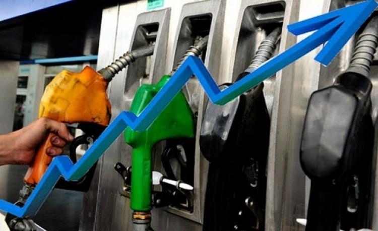 Aumento del combustible: más disminución de la masa salarial