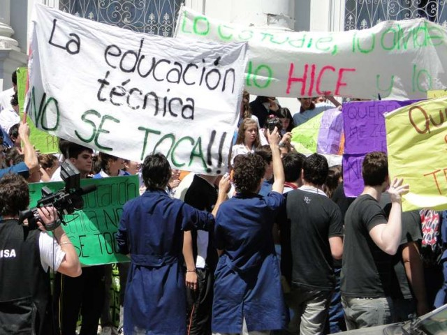 ¿Qué esconde la reforma educativa en la escuela secundaria de la Ciudad de Bs.As.?