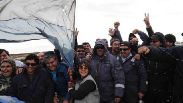 Sobre la lucha de los trabajadores petroleros
