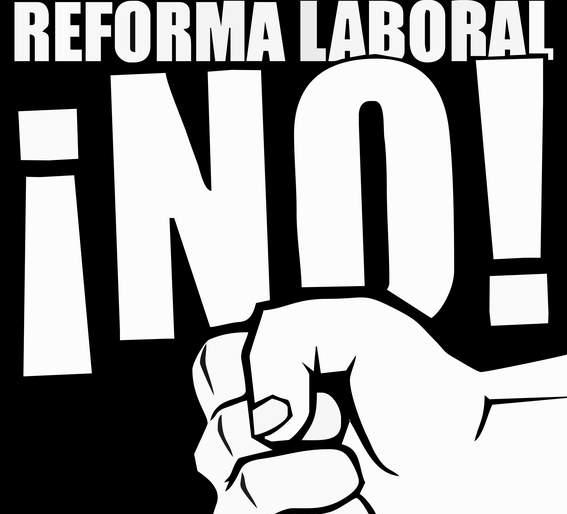 La reforma laboral, un salvavidas de plomo para la burguesía