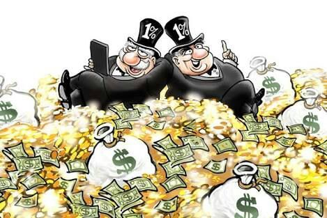 """Una frase hueca: """"El capitalismo defiende la propiedad privada"""""""