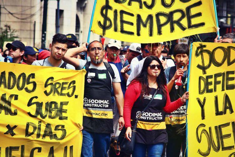 Los trabajadores tenemos las manos libres para defender nuestros derechos
