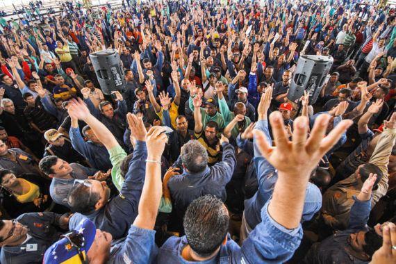 La lucha por organizaciones democráticas de la clase obrera