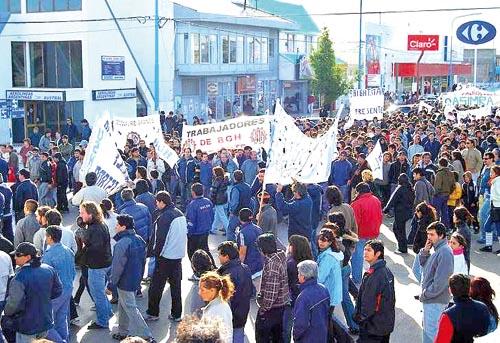 Imprimir un carácter político a la movilización y a la lucha