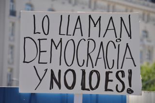 Superganancias y democracia mentirosa