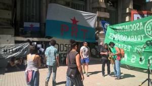 Un Rosario de movilizaciones y protestas