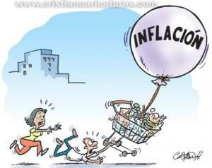 El combate a la inflación es mentira