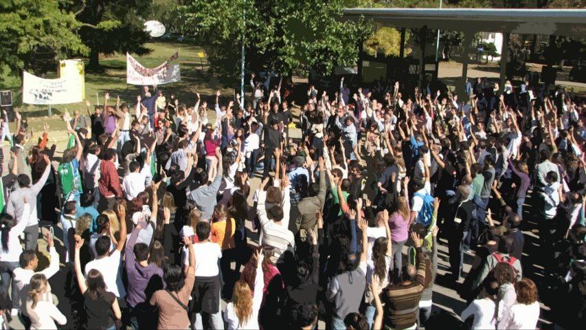 La lucha de los trabajadores del INTI da un golpe y sube la apuesta