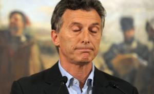 ¡¡¡Qué impune el presidente Macri!!!