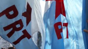 Banderas del PRT