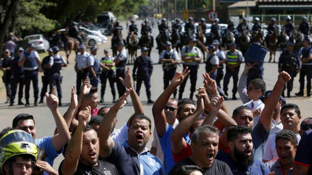Crisis política y lucha de clases en Brasil