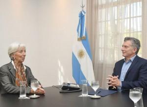 Macri + FMI