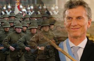 Macri y el Ejército