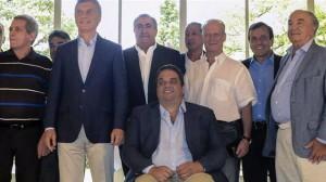 Macri y la CGT