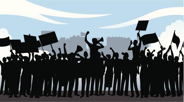 ¡Sin revolución, no habrá dignidad para nuestro pueblo!