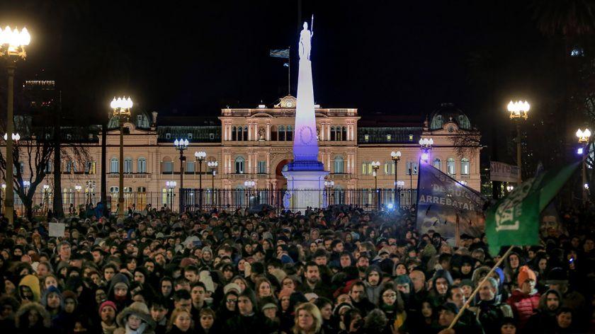 Movimiento universitario: nuevos desafíos en el marco de la movilización y la lucha