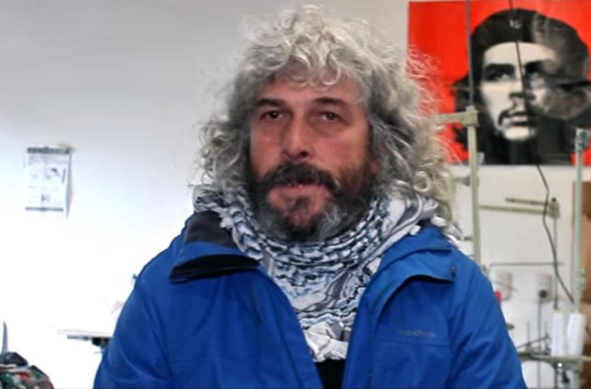 Compañero Chacho Berrozpe:  Ha muerto un revolucionario  ¡¡ Viva la Revolución !!