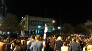 Moviización en Mendoza