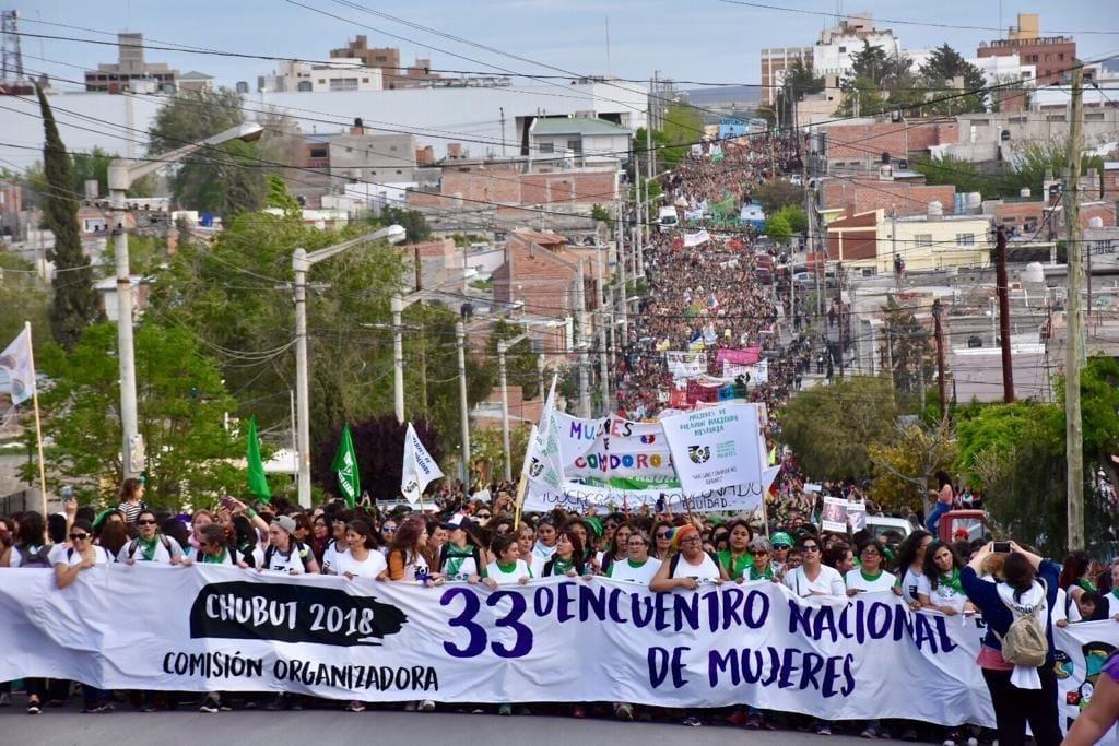 Qué nos dejó el Encuentro Nacional de mujeres en Chubut
