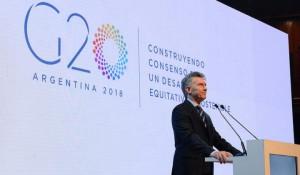 Líderes decadentes, de un G20 decadente