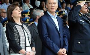 Macri, Bullrich y el juego del gran bonete