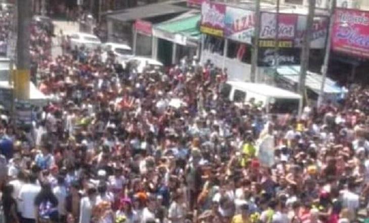 ¡Frente a la represión, movilización!