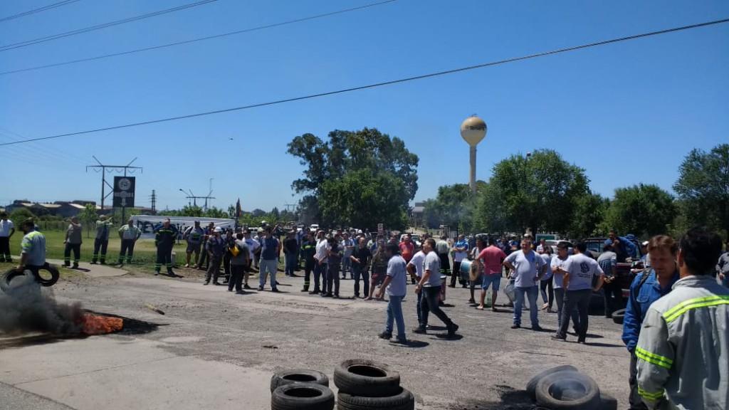 Tenaris-Siat: los trabajadores se plantan frente a la flexibilización