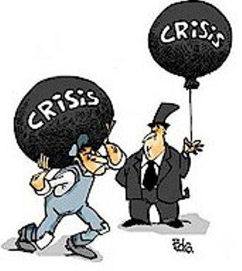 La crisis capitalista es puro capitalismo
