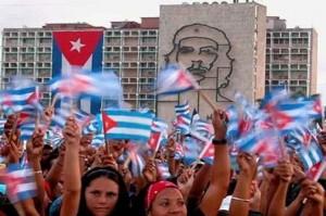 Saludamos a la gran Revolución Socialista de América en su 60º aniversario