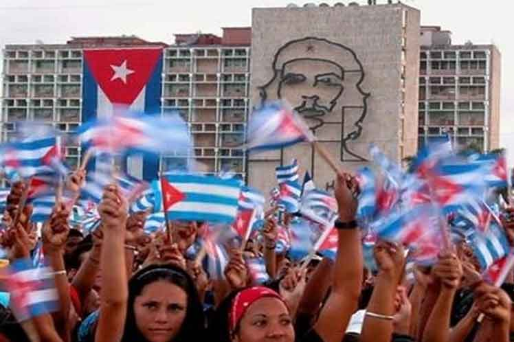 Cuba: saludamos a la gran Revolución Socialista de América en su 60º aniversario