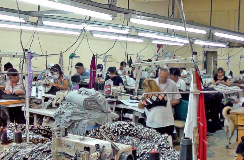 Talleres textiles: producimos cobrando una miseria