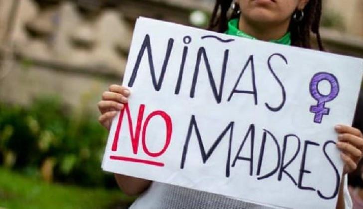 ¡Niñas, NO madres!