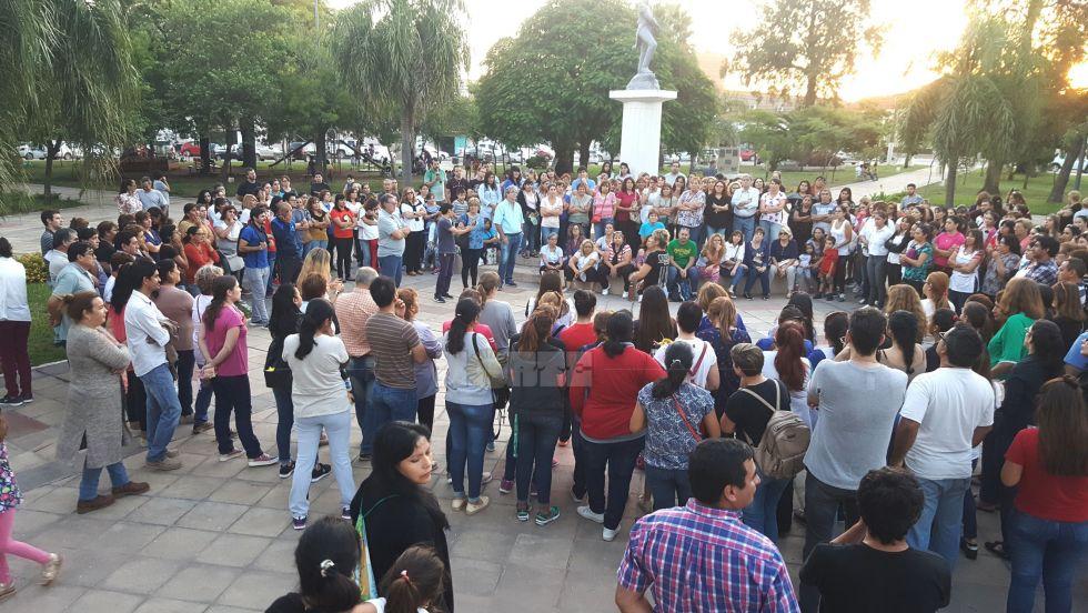 Chaco: docentes autoconvocados y la decisión de luchar