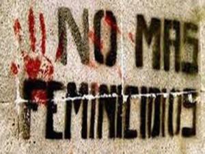 Femicidios y fuerzas represivas