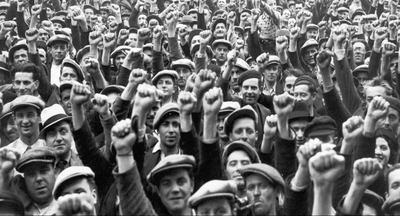 El trabajo político en el movimiento de masas