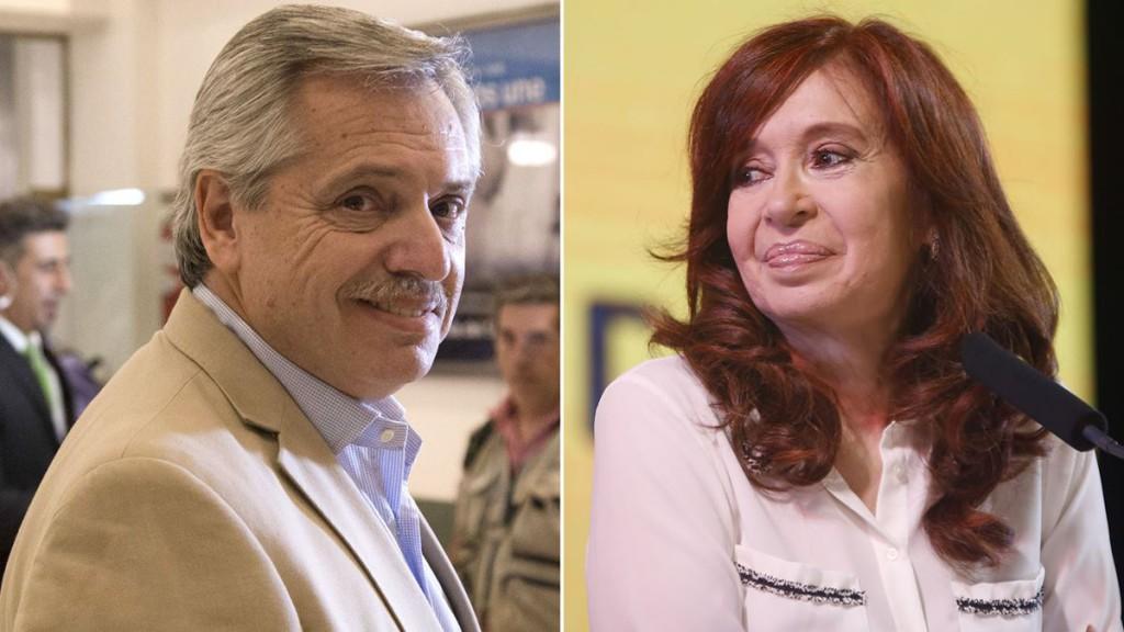 Sobre la candidatura Fernández  Fernández