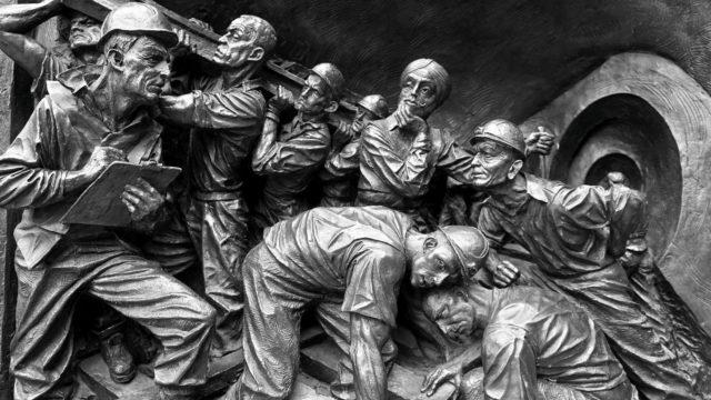 Las tareas grises de la revolución tienen un fuego que nadie podrá apagarlo