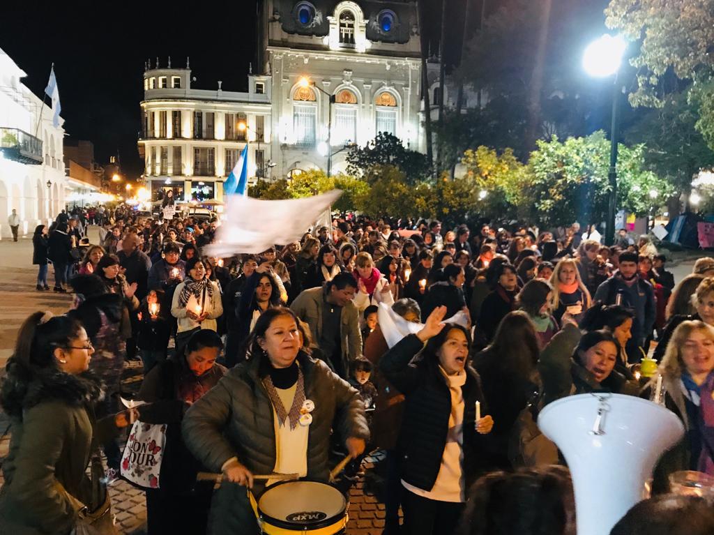 Salta: la huelga continua más fuerte que nunca, y la movilización pone en riesgo la gobernabilidad de Urtubey