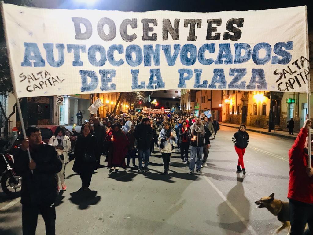 """Necesarias reflexiones para el """"hoy"""", sobre el conflicto docente en Salta"""