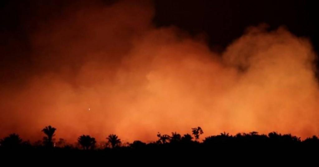 Se incendia el Amazonas, se incendian las contradicciones interburguesas