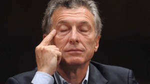 Macri, andate ya. Y condicionemos al próximo gobierno